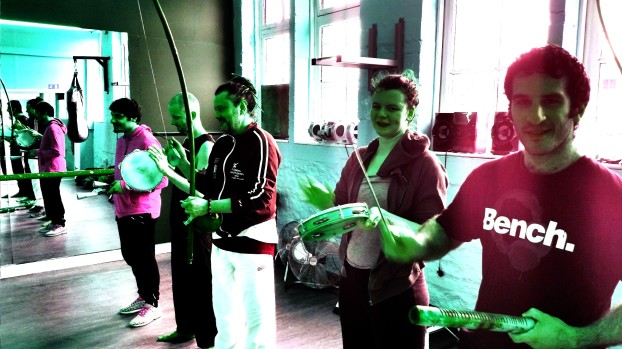Meet the incredible Hulks from the Bath Capoeira Group