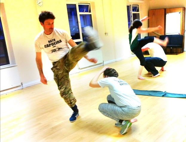 Thursday Capoeira Class in Bath